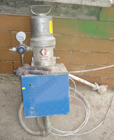 Urządzenie natryskowe -=pompa malarska GRACO!!!!
