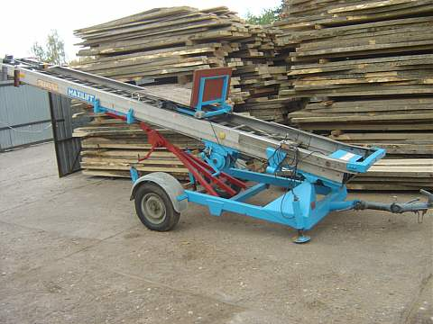 Maszyna ukośna do transportu STEINWEG - MAXILIFT M