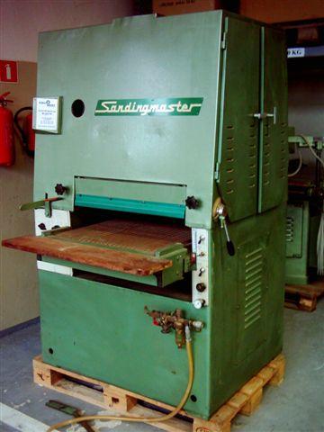 Szlifierka szerokotaśmowa firmy Sandingmaster typ