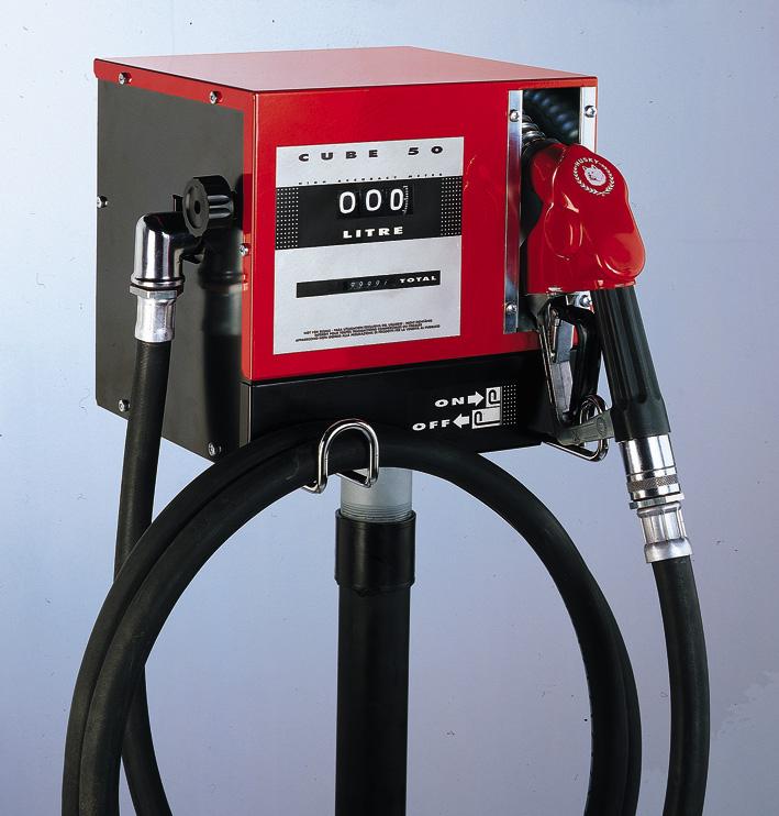 CUBE 50 Dystrybutor do oleju napędowego