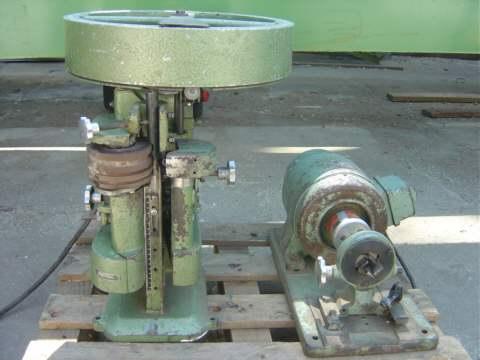 Linia do produkcji kołków LOESER