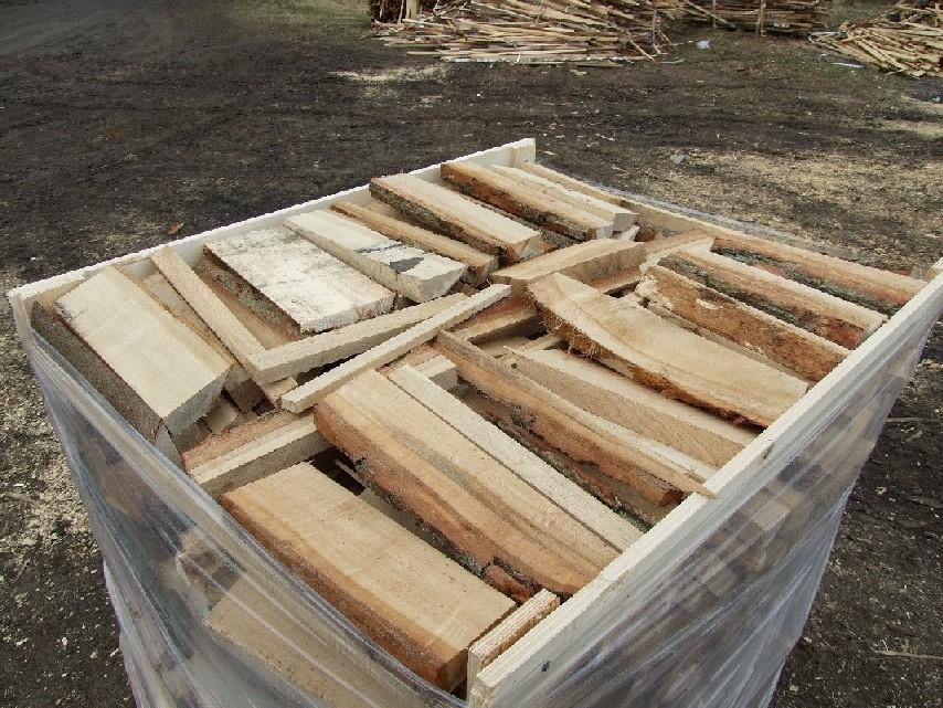 zrębki brykiet drewno kominkowe