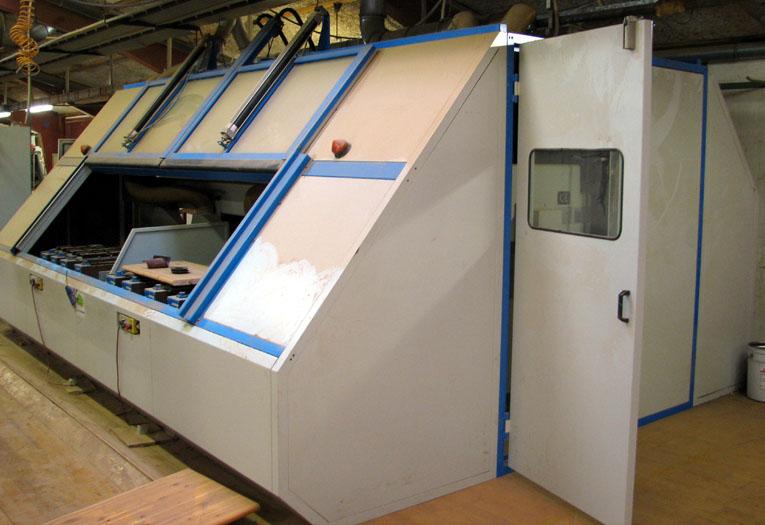CNC wiertarsko-frezarskie ALBERTI
