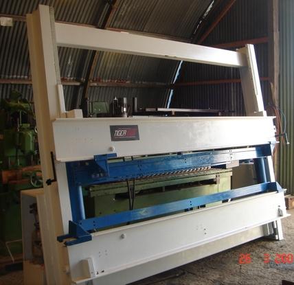 Prasa Ramowa hydrauliczna TIGER automat