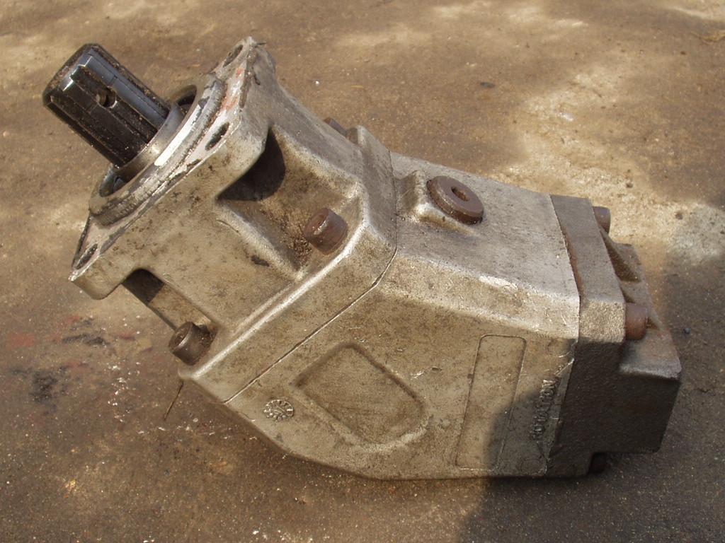 Pompa hudrauliczna jednostrumieniowa 1 x 65
