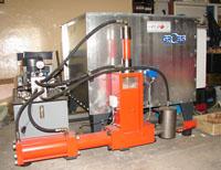 brykieciarka hydrauliczna GROSS - 60 kg/h