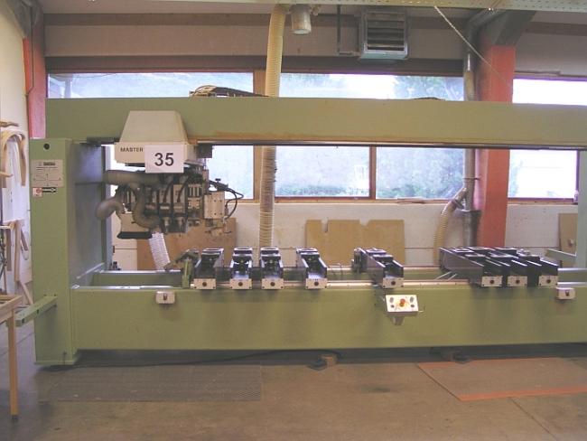 CNC Busselato Supermaster S