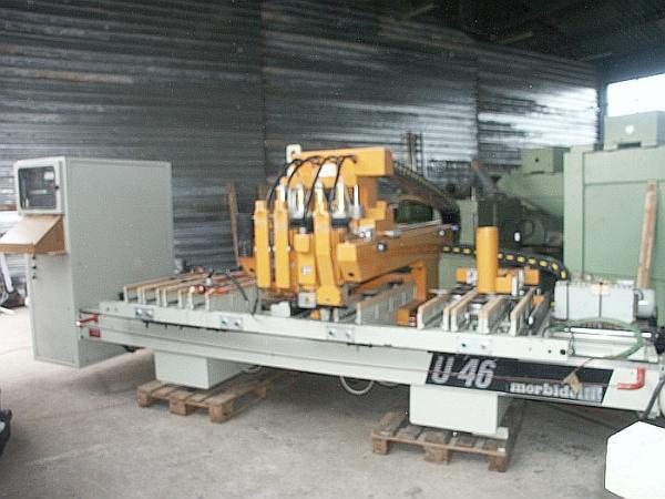 CNC Morbidelli U46