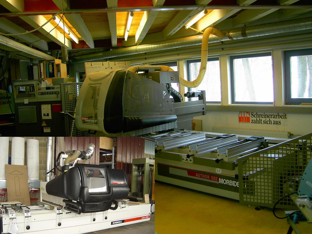 Sprzedaż używanych maszyn CNC