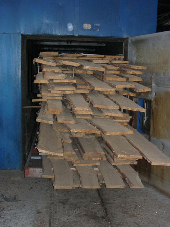 Sprzedam 2 suszarnie do drewna Hajnówka DQKC-140