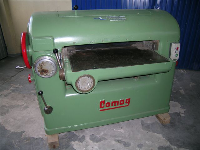 Grubościówka firmy COMAG-800 !!!