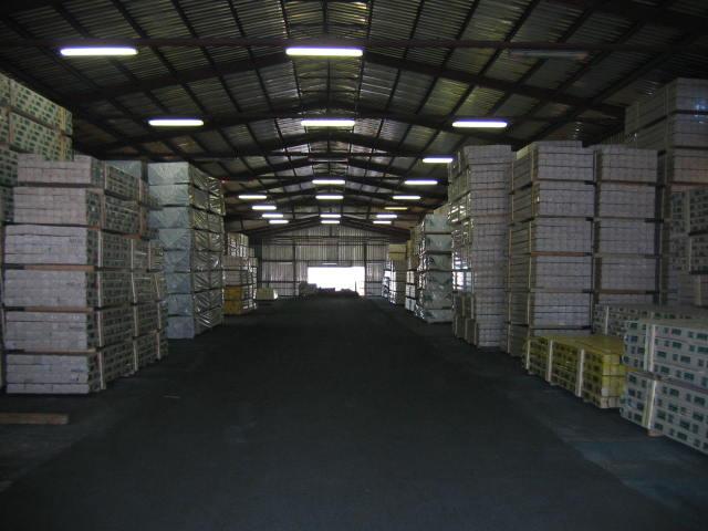 Podłogi systemowe modrzew syberyjski
