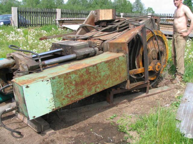 trak do drewna 60cm