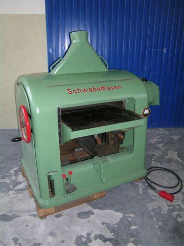 #### Grubościówka firmy Schwabedissen-600 ###