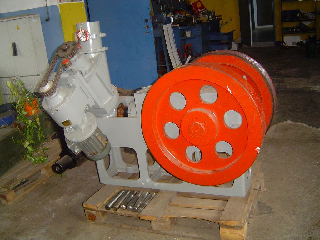 Brykieciarka Wamag 250kg/h