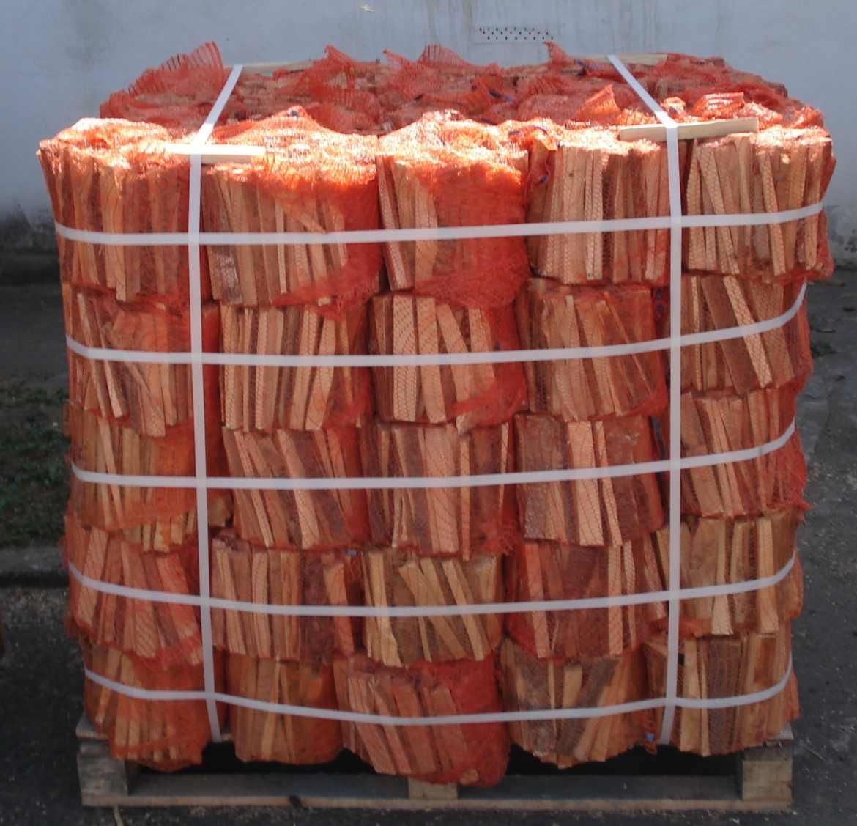 rozpałka sosnowa pakowana po 4kg