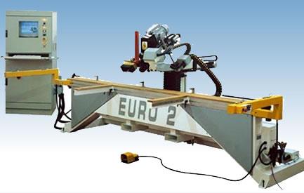 CNC freza MARZANI PROGGETTI EURO F2
