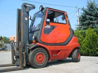 wózek widłowy Linde 2.5 tony, LPG