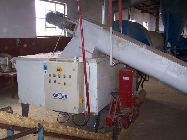 Brykieciarka Hydrauliczna