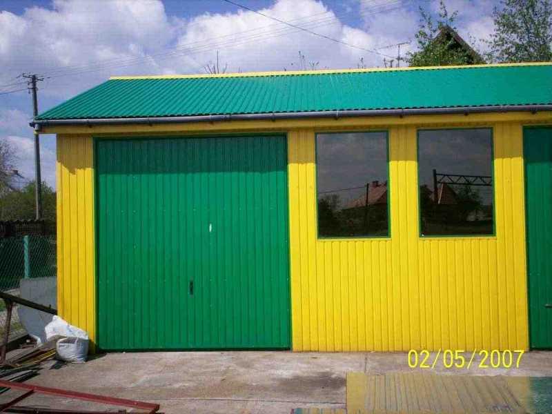 Garaże i bramy garażowe