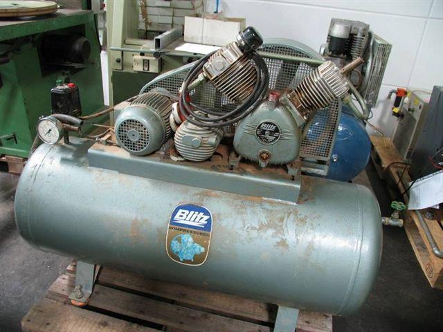 BLITZ kompresor tłokowy DZN 310/U!!!!