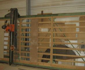 #537 Piła panelowa Holz-Her