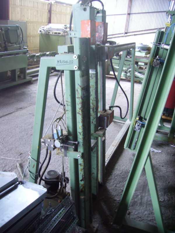 Prasa ramowa HESS hydrauliczna