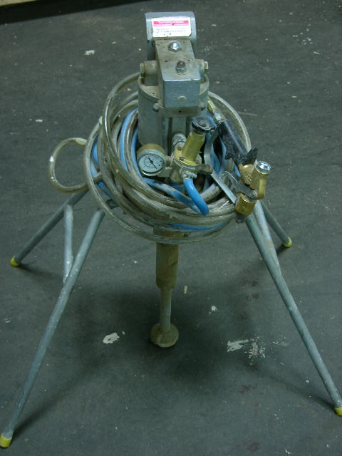 Pompa do mlaowania -urządznie natryskowe WIWA !!!
