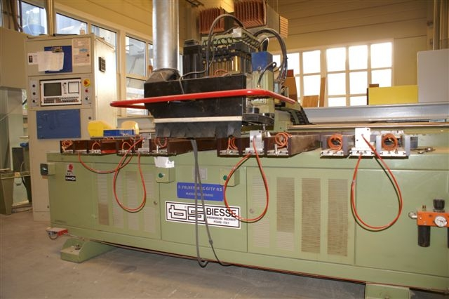 CNC Biesse Rover 16