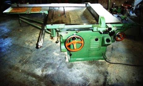 Pilarka KOLLE z wózkiem,formatowa , MAŁOPOLSKA