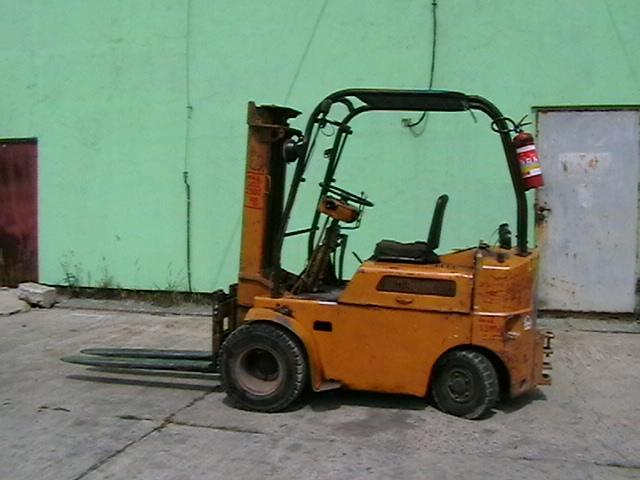 sprzedam wózek widłowy 2,5T MIAG używ.