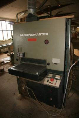 Szlifierka szerokotaśmowa SANDINGMASTER CBS-600!!!
