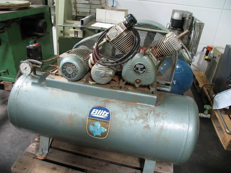 BLITZ kompresor tłokowy DZN 310/U!!!