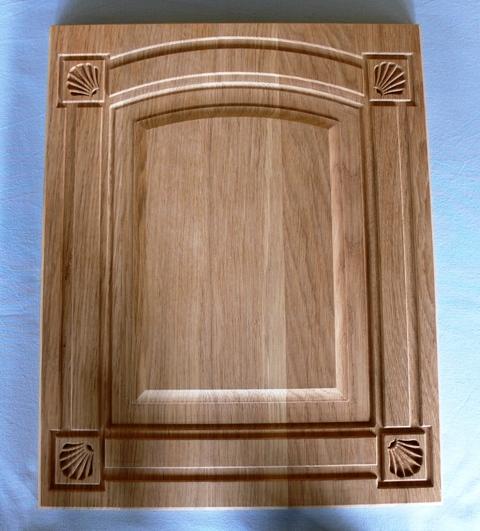 fronty z płyty drewnianej 3 warstwowej