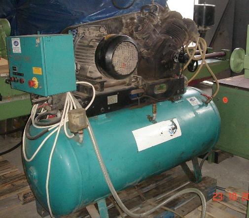 Kompresor tłokowy AIRPOL  A50