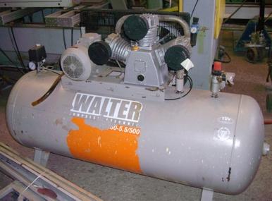 Kompresor WALTER