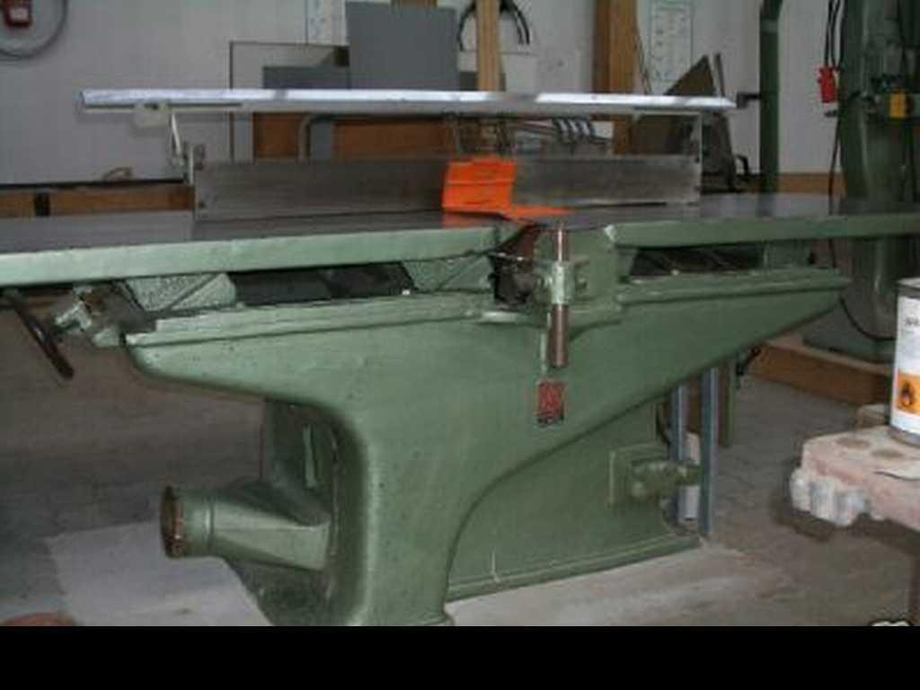 Wyrówniarka strugarka ALDINGER 60 cm SIDZINA