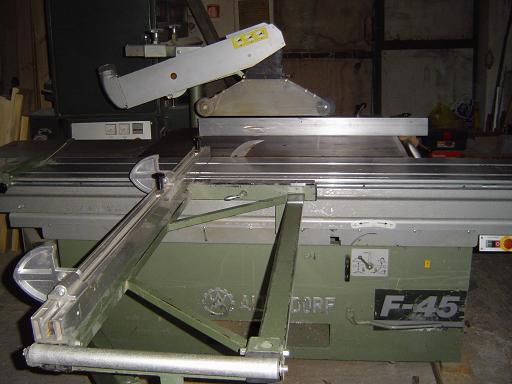 Pilarka formatowa ALTENDORF F-45
