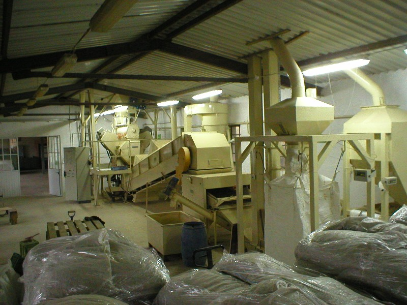 kompletna Pelleciarnia 1000-1200 kg/h