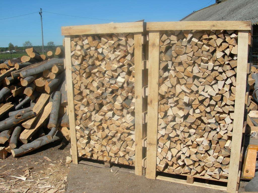 Drewno kominkowe bukowe
