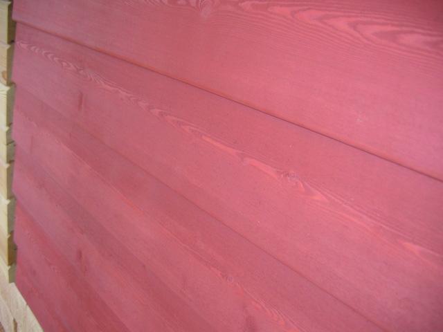 Fabryczne lazurowanie drewna