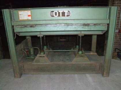 PRASA półkowa OTT Junior 2250 x 1200mm