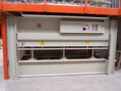 PRASA hydrauliczna półkowa OTT STABIL 3313 3300 x