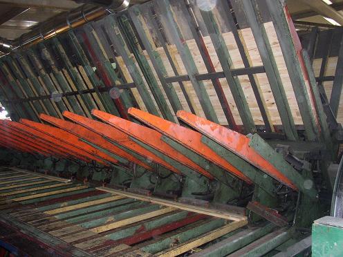 prasa wiatrakowa do klejenia drewna Hess, niemiecka