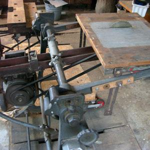 Pilarka tarczowa - dla małego zakładu