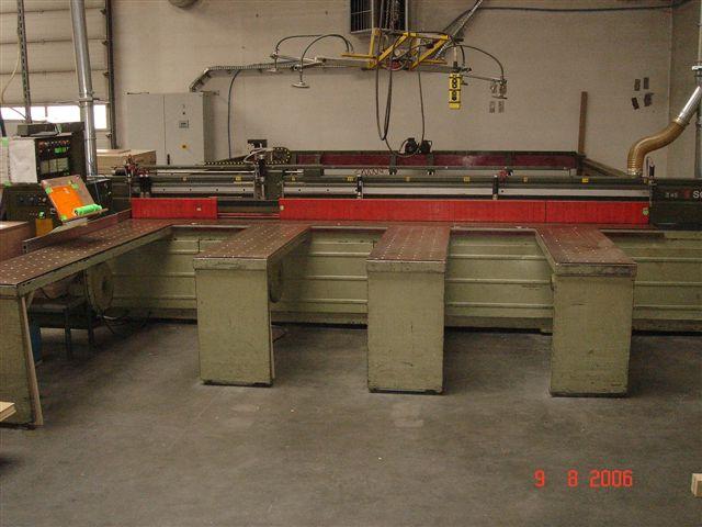 Pilarka panelowa SCM Z 45 D