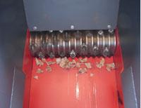 rębak - Rozdrabniacz GROSS - wydajność do 1200 kg