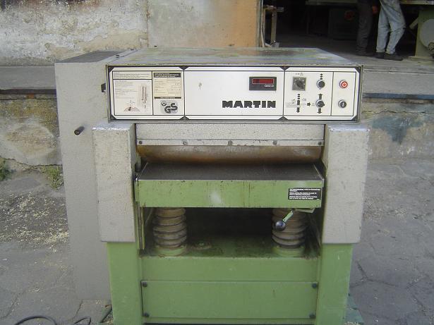 Grubiarka MARTIN T-63
