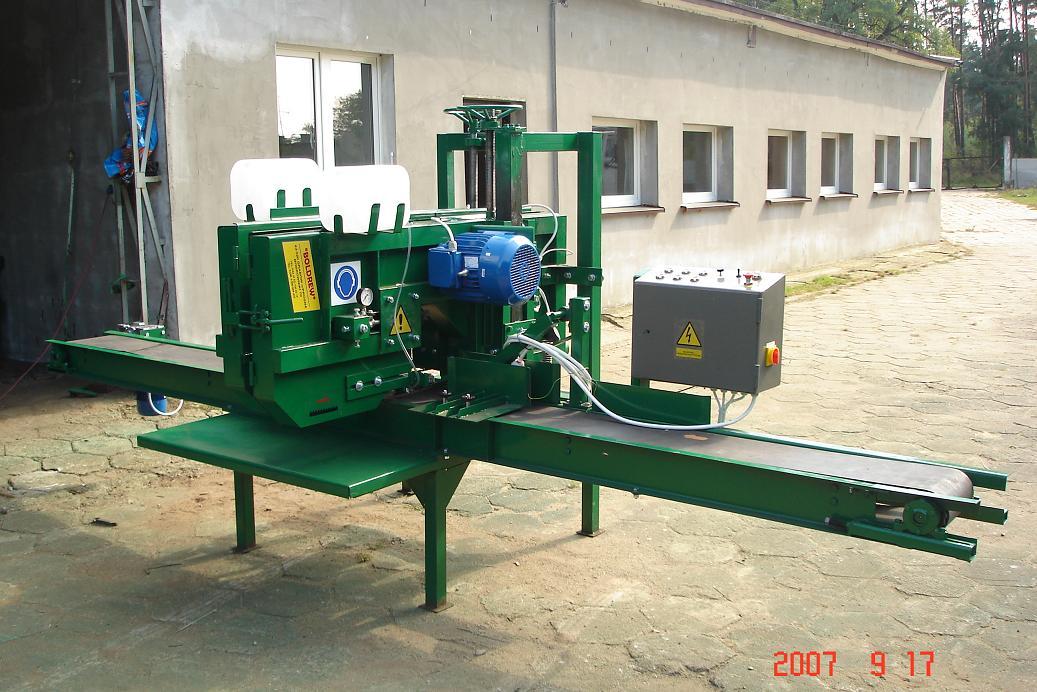 PIŁA ROZDZIELCZA producent maszyn ZNAK CE