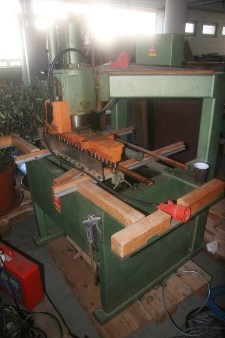 Wierarka wielowrzecionowa BM 601 sheer